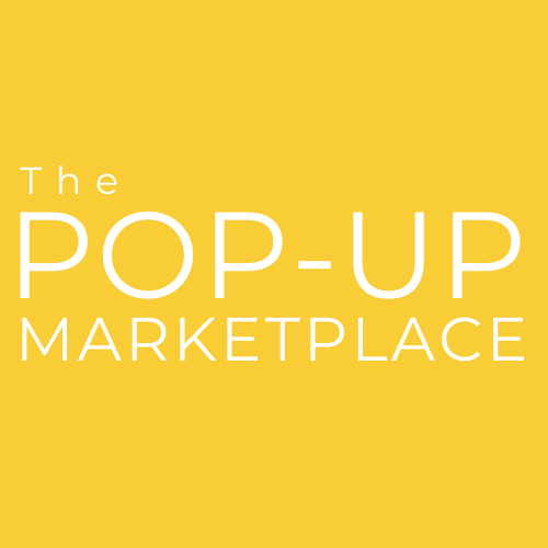 Pop Up Market Place Logo