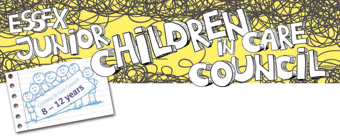 Essex Children in Care Council 8-12
