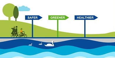 Safer, Greener, Healthier